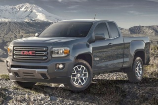 All-New 2015 GMC Canyon Elevates Midsize Truck Segment