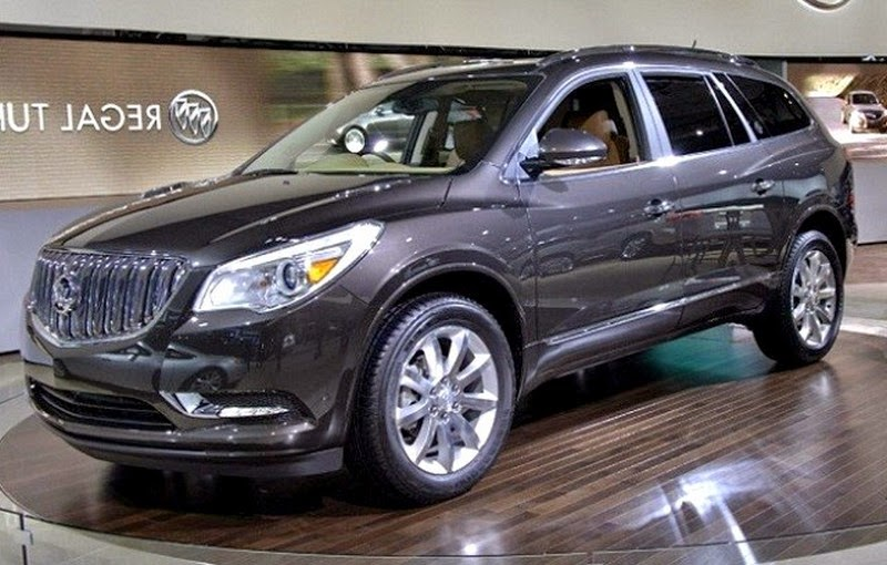 2015 Buick Enclave Revamped! | Shaw GMC Chevrolet Buick