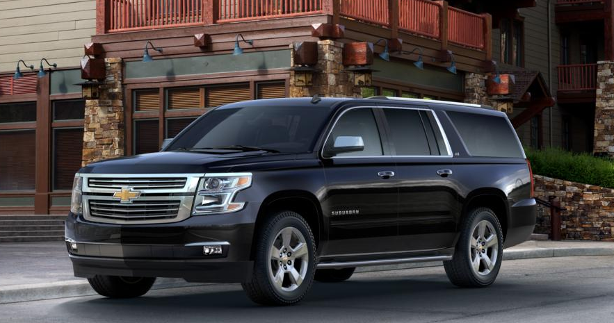 2015 Chevrolet Tahoe and Suburban add new Smart Tech to enhance the