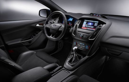 2016 Chevrolet Volt Interior